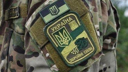 В одной из воинских частей ВСУ погиб военный