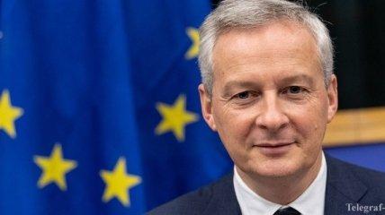 """Министр финансов Франции опасается торговой """"холодной войны"""" между США и Китаем"""