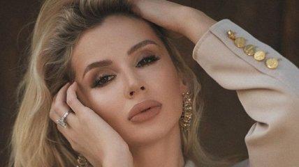 Светлана Лобода вернулась в Украину, чтобы презентовать новую песню