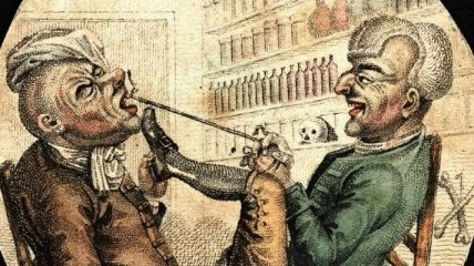 Невероятные факты о личной гигиене европейцев в XVIII веке (Фото)