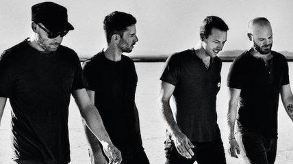 Альбом Coldplay - самый продаваемый в 2014 году