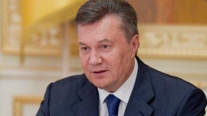 Янукович встретился с депутатами