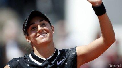 Каролин Гарсия одержала победу на турнире в Ноттингеме