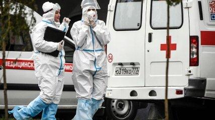 В РФ за сутки обнаружили более 36 тысяч новых случаев COVID-19