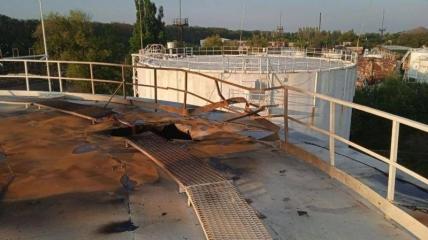 Вокруг взрыва на нефтебазе возникли жаркие споры