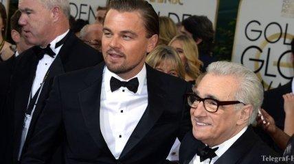 Творческое воссоединение: Леонардо Ди Каприо сыграет в новом фильме Мартина Скорсезе