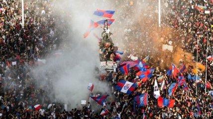 В Чили решили отказаться от проведения саммита АТЭС