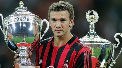 Шевченко: Хочу выиграть Лигу чемпионов в качестве тренера