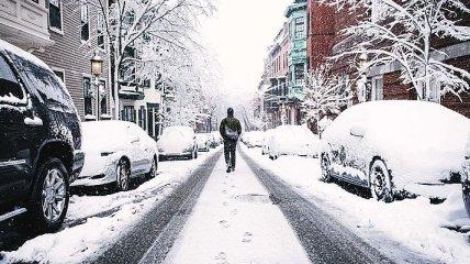 Киев заснежит: жителей столицы предупредили о возвращении зимы