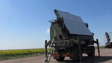 Украина успешно испытала новый радар (Видео)