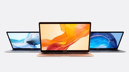 Презентация  Apple: представлен обновленный MacBook Air