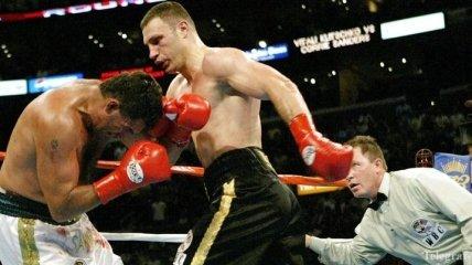 15 лет назад состоялся бой Виталий Кличко - Корри Сандерс (Видео)