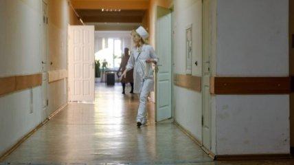 В Ужгороде из-за пожара в больнице эвакуировали 150 пациентов