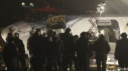 Названа вероятная причина крушения самолета в Донецке