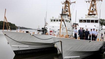 Помощник госсекретаря США рассказал, когда переданные ранее катера прибудут в Украину