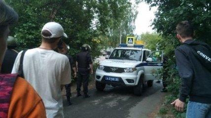 Стрелок в Екатеринбурге ушел в запой из-за ухода жены, его задержали со снайперами и спецэффектами (видео)