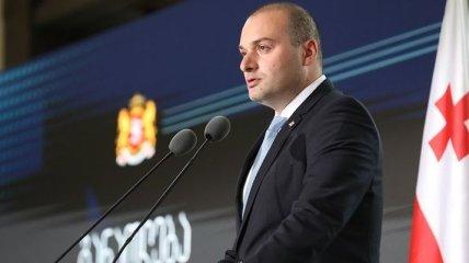 СМИ: Сегодня премьер Грузии объявит о своей отставке