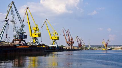 Беларусь хочет создать грузовой флот. Иллюстративное изображение