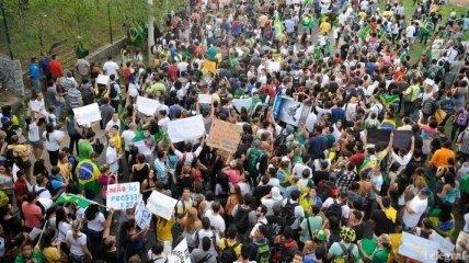 Италия окутана акциями протеста
