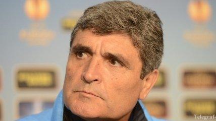 """Экс-тренер """"Днепра может возглавить середняка Ла Лиги"""