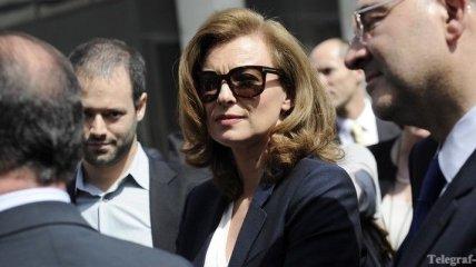 Первая леди Франции займется гумпомощью