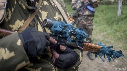 Вооруженные люди захватили управление НБУ Донецкой области