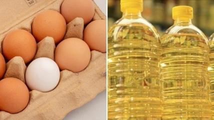 Вслед за маслом дорожают и куриные яйца