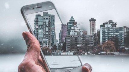 Атмосферные уличные пейзажи на снимках фотографа из Ванкувера (Фото)