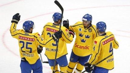 МЧМ-2016. Канада проиграла Швеции