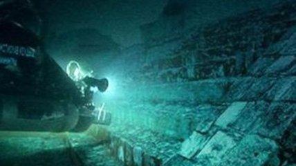 Чудеса света: загадки подводных пирамид (Фото)