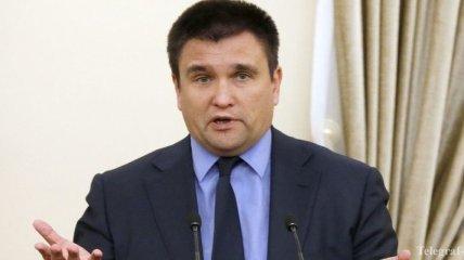 Климкин прокомментировал скандальное заявление нардепа Мураева о Сенцове