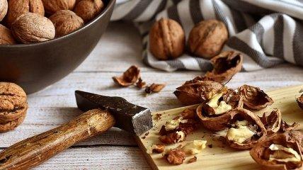 Как правильно употреблять орехи: выжимаем максимум пользы