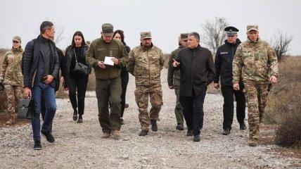 "Дискредитация ""Азова"": Аваков посетил базу спецподразделения"