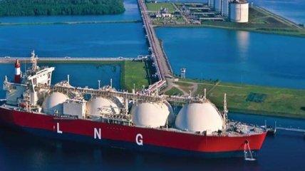 Американская компания построит в Украине LNG-терминал