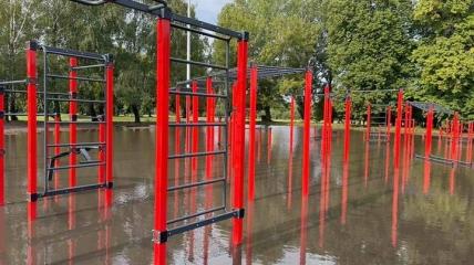 Затопленный Урбан-парк