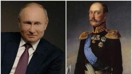 Путина сравнили с Николаем I