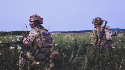 Оккупанты применили минометы и станковые гранатометы: на Донбассе ранен один украинский военнослужащий
