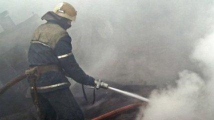 В Винницкой области в результате пожара погибла женщина