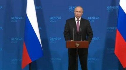 """""""Нічого обговорювати"""": Путін різко висловився про вступ України в НАТО"""