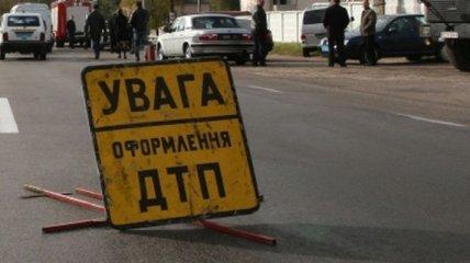 Во Львове военный на грузовике сбил ребенка