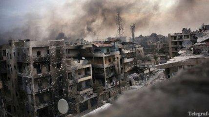 Сирия жалуется ООН на разрушения исторических объектов в Алеппо