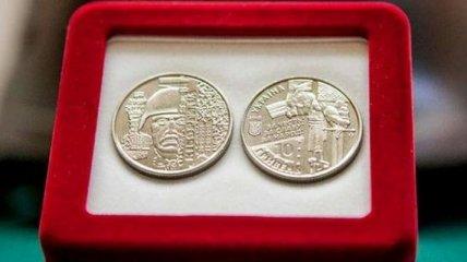 НБУ показал новую монету