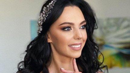 Племянница Софии Ротару поделилась новым свадебным фото в дизайнерском платье