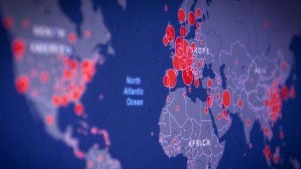 Карта коронавируса в Украине и мире 26 мая: как распространяется Covid-19 (Онлайн)