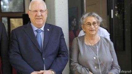 Из жизни ушла жена президента Израиля Нехама Ривлин