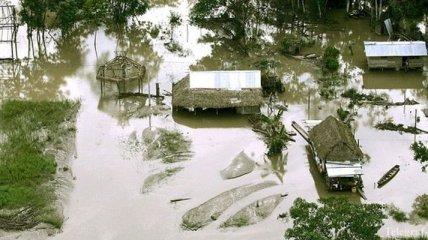 10 человек стали жертвами наводнений в Боливии