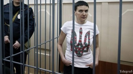 Украинские врачи рассказали о состоянии здоровья Савченко