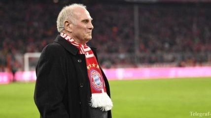 Экс-президент Баварии предрекает трудные времена для футбола