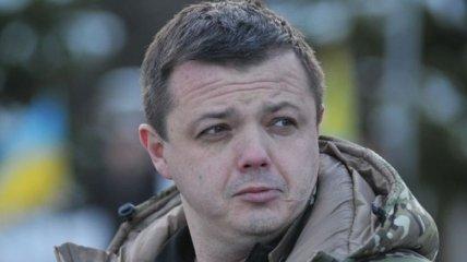 Семенченко создает группу для расследования гибели военных