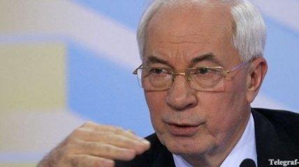 ГПУ уведомила Азаровых о подозрении в получении 140 млн грн взятки